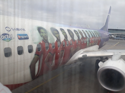 Egyptian 11 on plane (photo by Daniel Soliman)